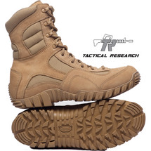 Belleville Tactical Research Khyber II Mountain Hot Weather Boots Tan