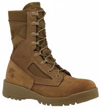 Belleville 550 ST USMC Hot Weather Steel Toe Boot (EGA) Coyote Brown