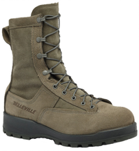 Belleville 675 - 600 gram Insulated Waterproof Flight Boot Sage Green