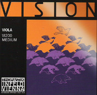 Vision Strings Set for Viola VI200 16-17""