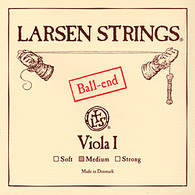 Larsen Strings Set for Viola 16-17""