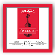 D'Addario Prelude Cello Strings Set - 4/4