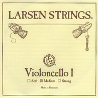 Larsen Cello Strings Set - 3/4