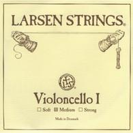 Larsen Cello Strings Set - 1/4