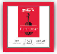 D'Addario Prelude Violin Strings Set - 3/4