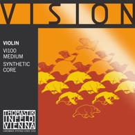 Vision Violin Strings Set VI100 - 1/8