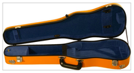 Bobelock 1007 Fiberglass Shaped Violin Case - Orange