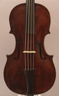 Baroque Violin labeled Paulus Alletfee 1703 SOLD