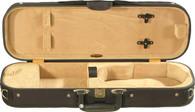 Bobelock Oblong Violin Case - Velour - Tan