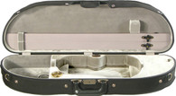 Bobelock Moon Violin Case - Velvet - Gray