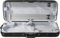 Bobelock Double Violin Non-Suspension Case - Velour Interior