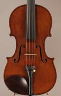 Dresden Violin Ca. 1900-1920