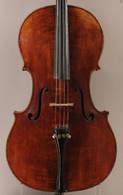 Cello Luigi Soffritti 1895