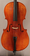 Princeton Violins Student Model Cello 4/4 - Front