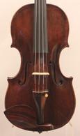 Johann Gottfried Hamm Violin