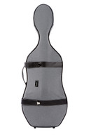 Grey Flannel Hightech Cello Case 1005GF