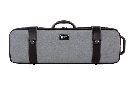 Bam 5201GF Grey Flannel Viola Case