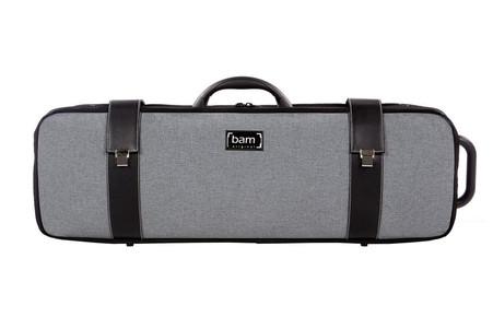 Bam 5201GF Grey Flannel Viola Case WZecvO