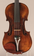 Friedrich August Glass Violin