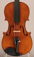 Francois Barzoni Violin