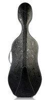 Texas Cello Case Hightech Slim 2.9 (Black/Brown) TX1005XL