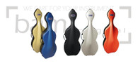Shamrock Cello Case With Wheels 1003XLW