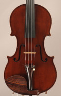 E. Martin Violin Saxony ca. 1900