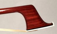 Cello Bow by Valdecir Silver Ebony mounted