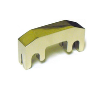 Gold-Plated Violin Heavy Practice Mute