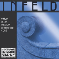 Infeld Blue Violin Strings Set - IB100 - 4/4
