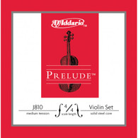 D'Addario Prelude 4/4 Violin Strings Set