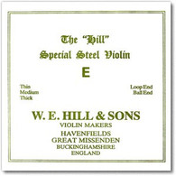 W.E. Hill & Sons Violin E-String