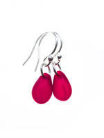 Tiny Teardrop Earrings (22 colors)