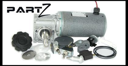 shop Magnum Metalz Parts
