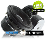 Sundown Audio SA-10 600W SA Series