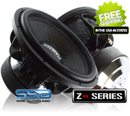 "Sundown Audio Z v3 15"" Sub woofer 1500W RMS Subwoofer"
