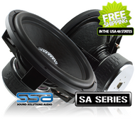 Sundown Audio SA-15 750W SA Series