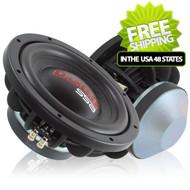 "DCON 10 Sound Solutions Audio 10"" 400W DCON Series Subwoofer"