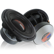 """ICON 18 Sound Solutions Audio 18"""" 1250W ICON Series Subwoofer"""