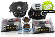 "Skar Audio SPX-525 5.25"" 2 Way Component Speaker System OPEN BOX"