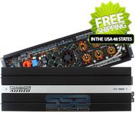 Sundown Audio SCV-4000D 4000w Mono Block Amplifier