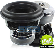 "Sundown Audio Team Subwoofer 18"" 5000w RMS Subwoofer"