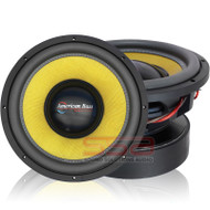 American Bass VFL-COMP 12 Inch 3000w RMS DVC Subwoofer