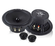 "Ampere Audio AA-6.5C 6.5"" Component Set"