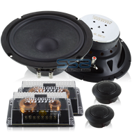 "Sundown Audio SD-6.5CS 6.5"" Component Set"