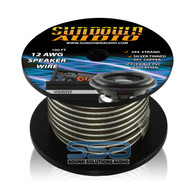 Sundown Audio 12 AWG OFC 100ft Speaker Wire Spool
