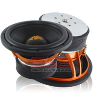 "Crescendo Audio FORTE 10"" Subwoofer - 800w RMS"