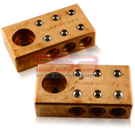 CNF DISTRIBUTION 6 1/0AWG INPUT COPPER BATTERY TERMINALS