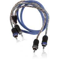 NVX XIV21 1m 2-Channel V-Series RCA Cable
