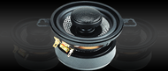 American Bass SQ 3.5 Full Range Speaker